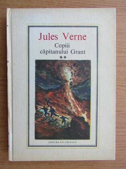 Anticariat: Jules Verne - Copii capitanului Grant, volumul 2 (nr. 29)