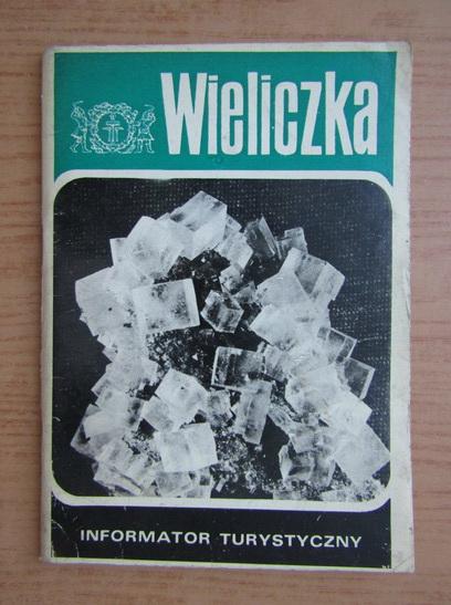 Anticariat: Julian Majka - Wieliczka. Ghid turistic