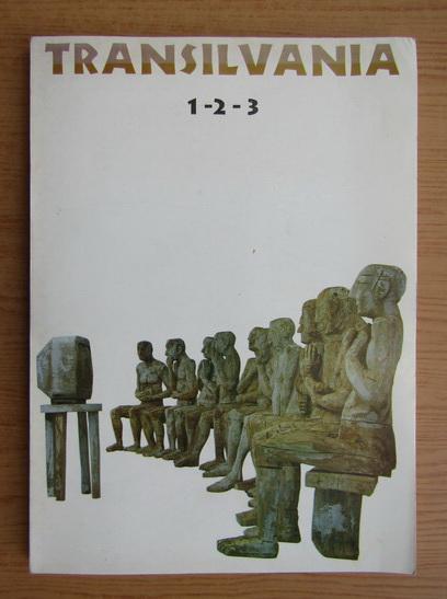 Anticariat: Revista Transilvania, nr. 1-2-3, anul 1997