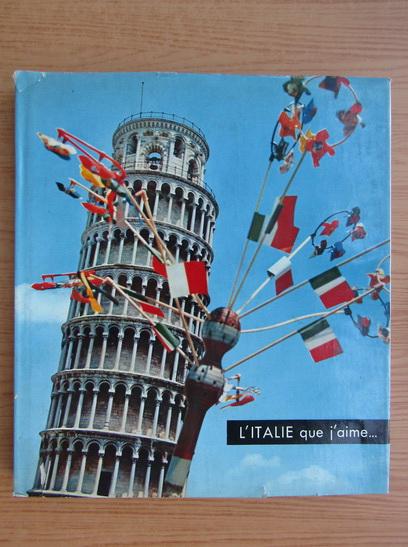 Anticariat: Thierry Maulnier - L'Italie que j'aime