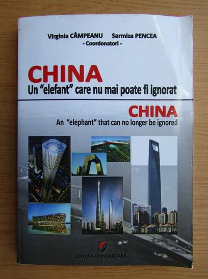 Anticariat: Virginia Campeanu - China. Un elefant care nu poate fi ignorat