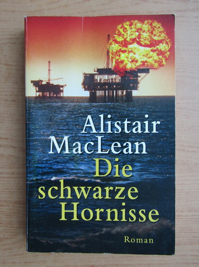 Anticariat: Alistair MacLean - Die schwarze Hornisse