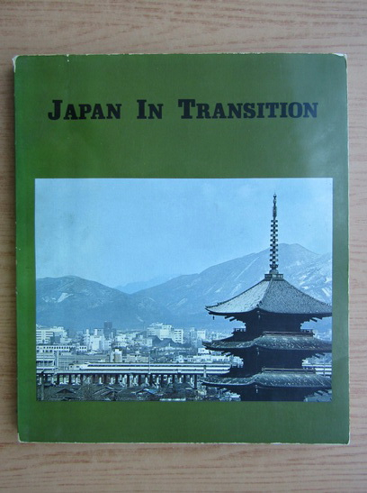 Anticariat: Japan in Transition