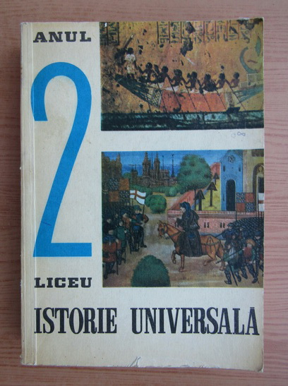 Anticariat: Stefan Pascu - Istorie universala. Antica si medie