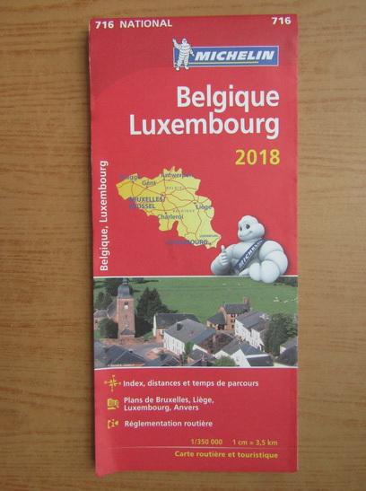 Anticariat: Belgique. Luxembourg 2018