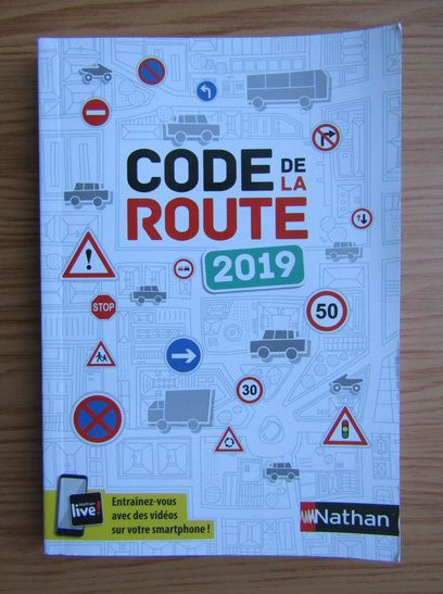 Anticariat: Code de la route 2019