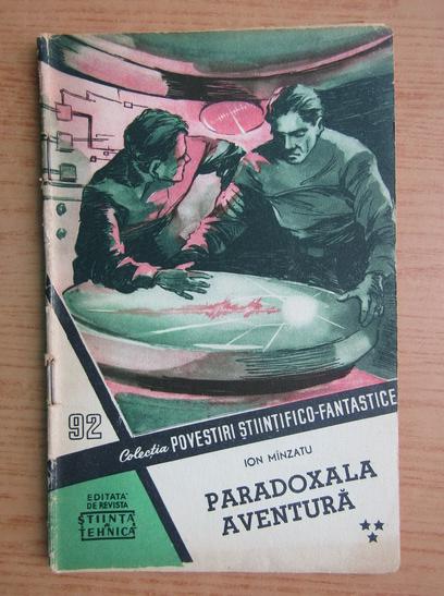 Anticariat: Povestiri stiintifico-fantastice, nr. 92 (volumul 3)