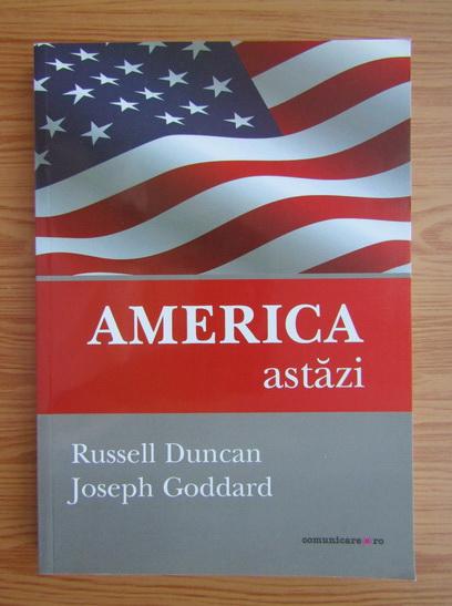 Anticariat: Russell Duncan - America astazi