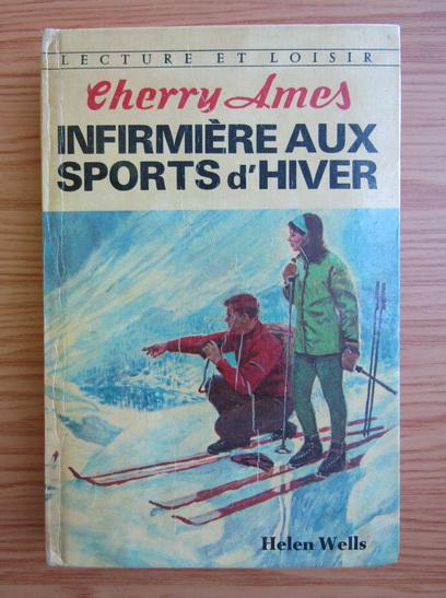 Anticariat: Cherry Ames - Infirmiere aux sports d'hiver