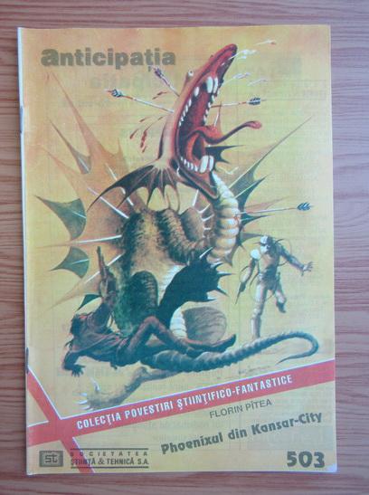 Anticariat: Revista Anticipatia, nr. 503, 1993