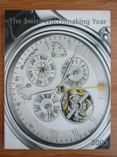 Anticariat: The Swiss Watchmaking Year