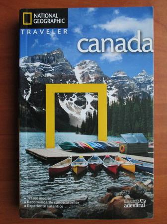 Anticariat: Canada (colectia National Geographic Traveler, nr. 7)