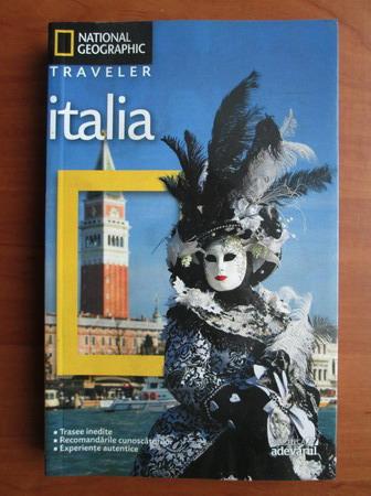 Anticariat: Italia (colectia National Geographic Traveler, nr. 23)