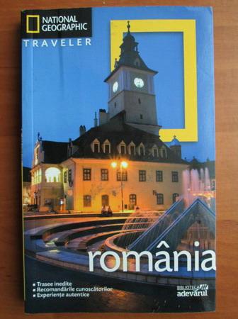 Anticariat: Romania (colectia National Geographic Traveler, nr. 26)