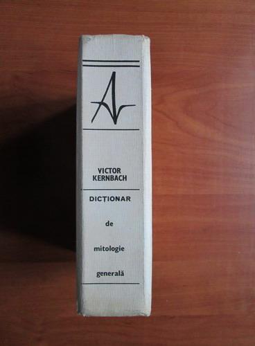 Anticariat: Victor Kernbach - Dictionar de mitologie generala