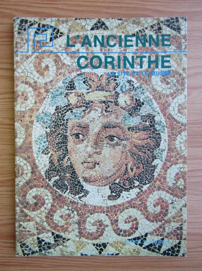 Anticariat: L'ancienne corinthe