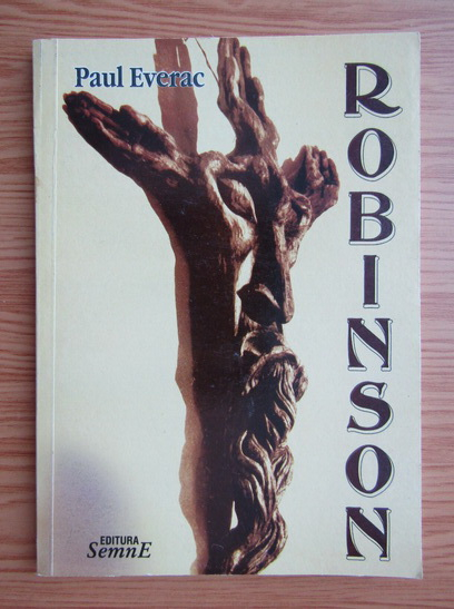 Anticariat: Paul Everac - Robinson