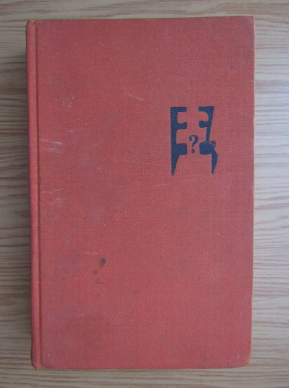 Anticariat: I. Ilf, E. Petrov - Douasprezece scaune (volumul 1)