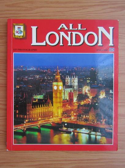 Anticariat: All London, 155 photographs