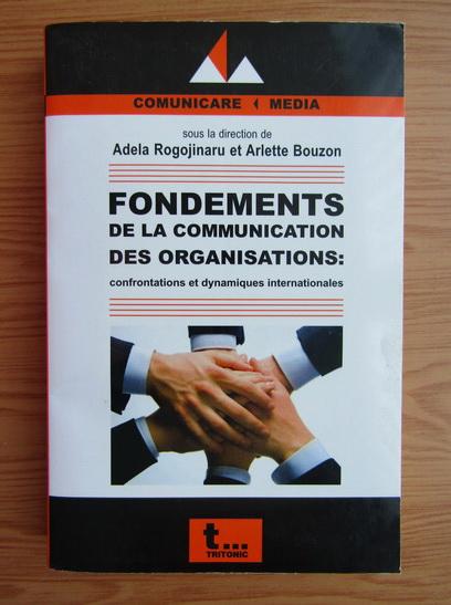 Anticariat: Fondements de la communication des organisations