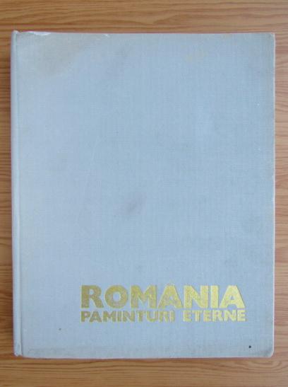 Anticariat: Ion Miclea - Romania. Pamanturi eterne