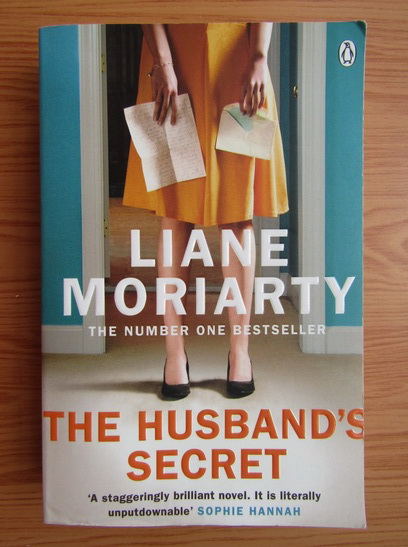 Anticariat: Liane Moriarty - The husband's secret