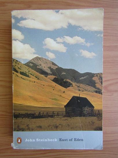Anticariat: John Steinbeck - East of Eden