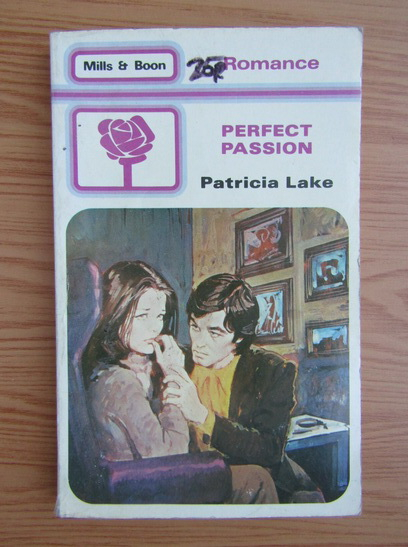 Anticariat: Patricia Lake - Perfect passion