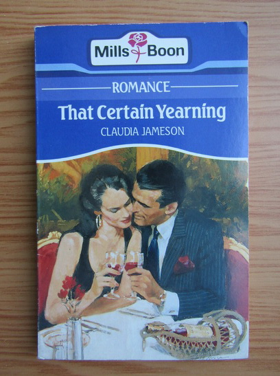 Anticariat: Claudia Jameson - That certain yearning