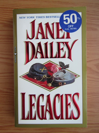 Anticariat: Janet Dailey - Legacies