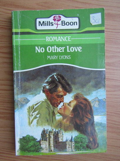 Anticariat: Mary Lyons - No other love