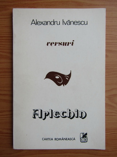 Anticariat: Alexandru Ivanescu - Arlechin