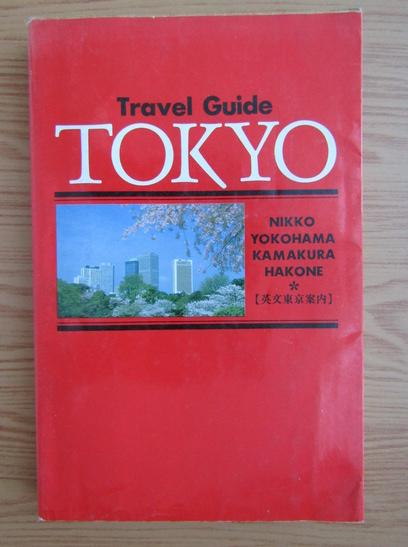 Anticariat: Travel guide Tokyo