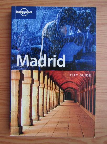 Anticariat: Madrid. City guide