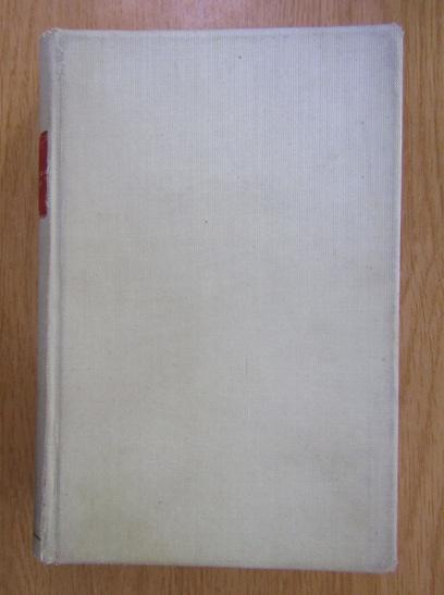 Anticariat: C. Stere - In preajma revolutiei (volumul 4, 1927)