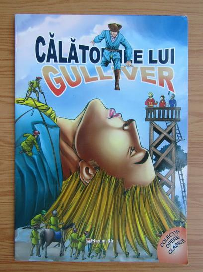 Anticariat: Calatoriile lui Gulliver