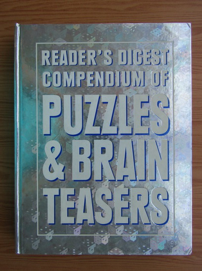 Anticariat: Compendium of puzzles and brain teasers