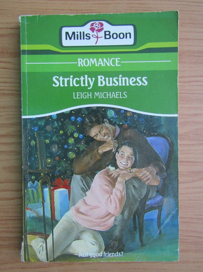 Anticariat: Leigh Michaels - Strictly business