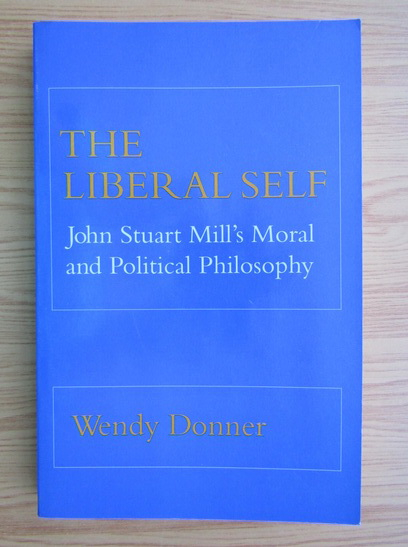 Anticariat: Wendy Donner - The liberal self