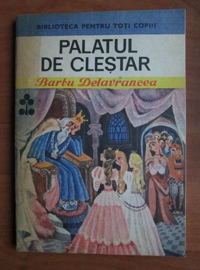 Anticariat: Barbu Delavrancea - Palatul de clestar