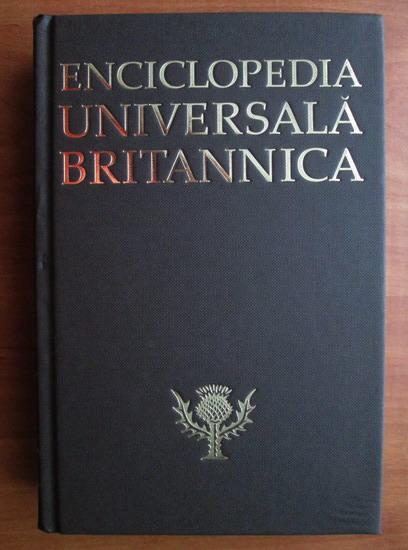 Anticariat: Enciclopedia Universala Britannica (volumul 3)