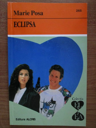 Anticariat: Marie Posa - Eclipsa