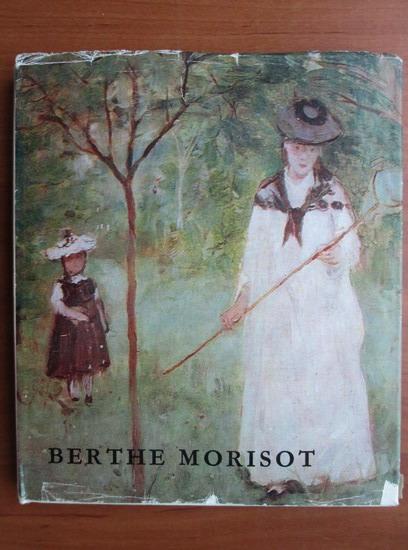 Anticariat: Marina Preutu - Berthe Morisot (album pictura)