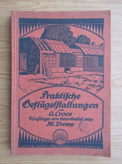 Anticariat: Praktische Geflugelstallungen (1920)