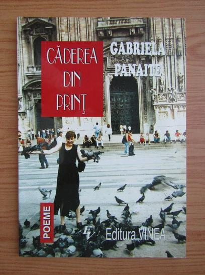 Anticariat: Gabriela Panaite - Caderea din print
