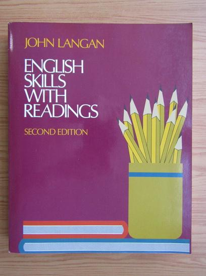 Anticariat: John Langan - English skills with reading