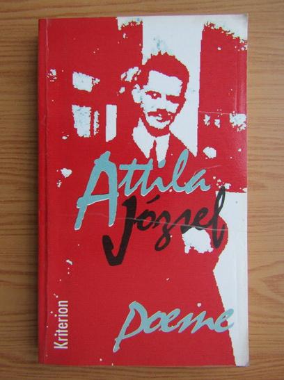 Anticariat: Jozsef Attila - Poeme