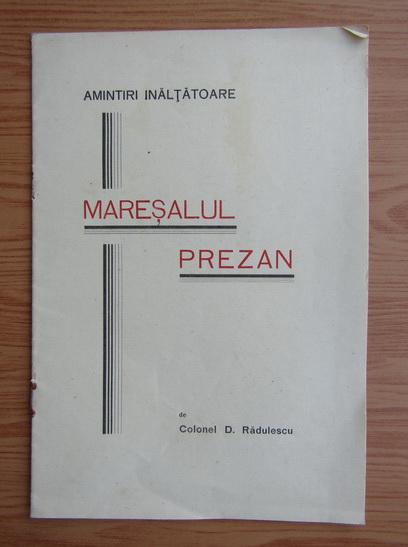Anticariat: Maresalul prezan (1936)
