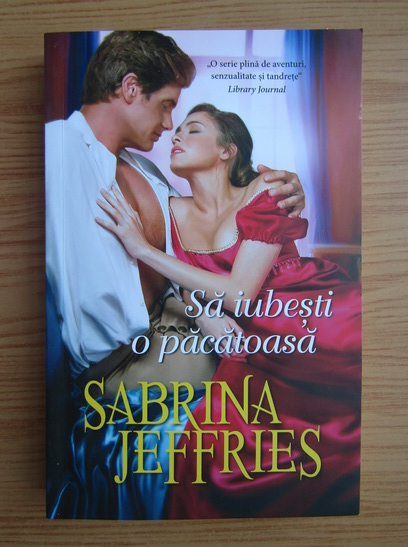 Anticariat: Sabrina Jeffries - Sa iubesti o pacatoasa