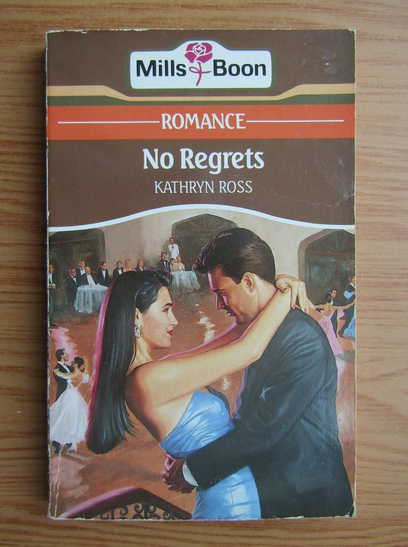 Anticariat: Kathryn Ross - No regrets